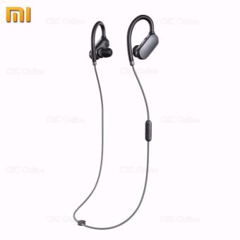 Xiaomi MI Wireless Bluetooth 4.1 Music Sport Earphones Earbuds (Black)