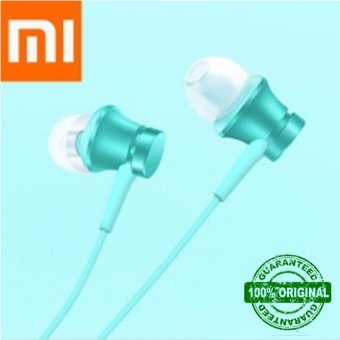 Xiaomi Piston Basic In-ear Headphones (2017 Edition) (Blue)