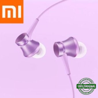 Xiaomi Piston Basic In-ear Headphones (2017 Edition) (Purple)