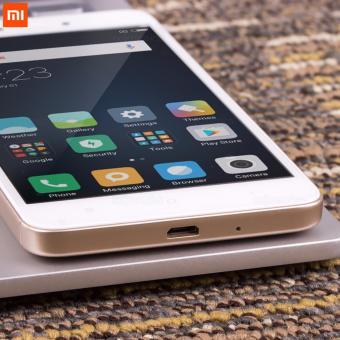 Xiaomi Redmi 4A 2GB RAM 16GB ROM (Gold) with FREE Onda M40T 4000 mAh Power Bank (White) - 5