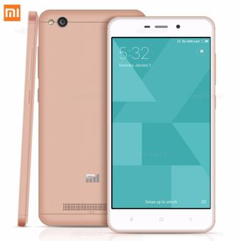 Xiaomi Redmi 4A 2GB RAM 16GB ROM (Rose Gold)