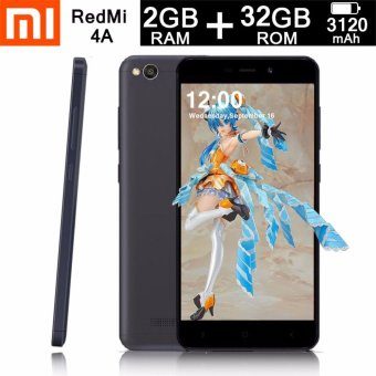 Xiaomi Redmi 4A 2GB RAM 32GB ROM Quad Core 1.4GHz (Dark Gray)