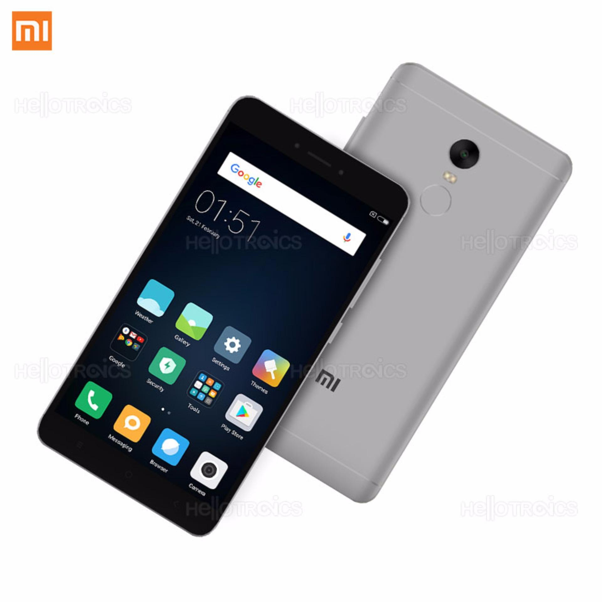 Philippines Xiaomi Redmi Note 4x 3gb Ram 16gb Rom Grey Hot Deals 3 2 16 Gb