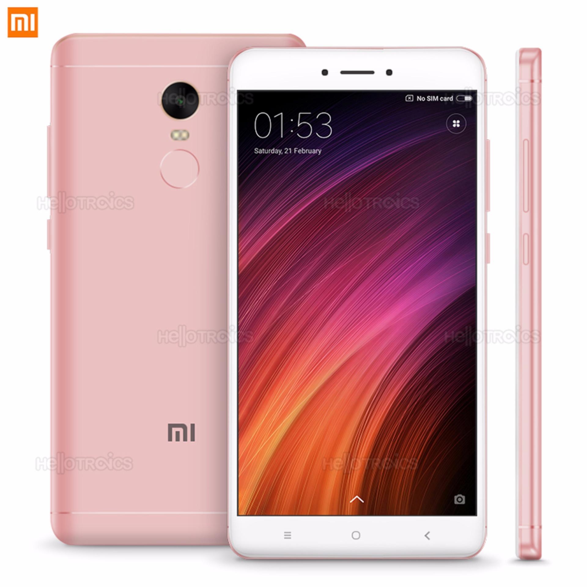 Xiaomi redmi note 4x 4gb ram 64gb rom pink lazada ph stopboris Images
