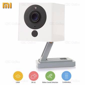 Xiaomi Xiaofang Portable 1080P Night Vision Smart IP Camera Wifi Camera F2.0 Large Aperture Ratating Base Magnetic Absorption (White)