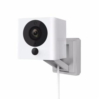 XiaoMi XiaoFang Portable Smart IP Security Camera Night Vision 9m 1080P F2.0 Large Aperture Rotating Base Magnetic Absorption (White) - 5