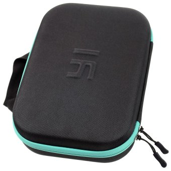 Xiaomi Yi Action Camera Storage Bag (Black/Cyan)