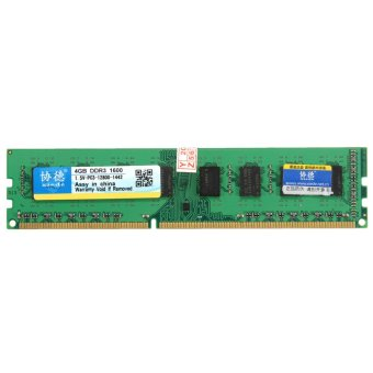 XIEDE Pr AMD 4 G GO GB DDR3 PC3-128001600MHz Desktop PC DIMM M?A?(C)moire RAM 240 Pin