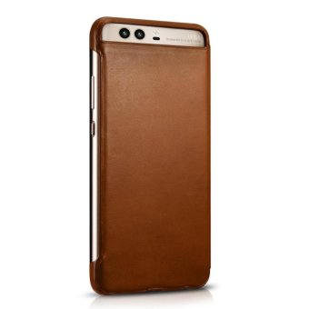 Xoomz Luxury Genuine Leather Case for Huawei P10 Plus Phone CasesSmart Flip Cover Wallet Capa Coque - intl - 4