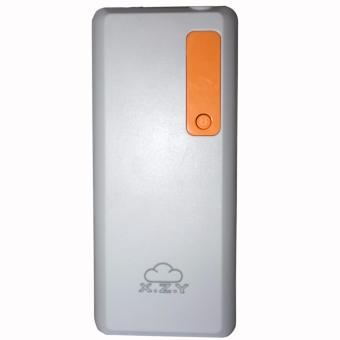 XZY 1042 20000mAh Power Bank Double USB (White/Orange)