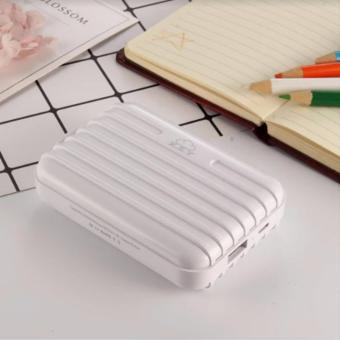 XZY 1044 20000mAH Single USB Port Power Bank (White)