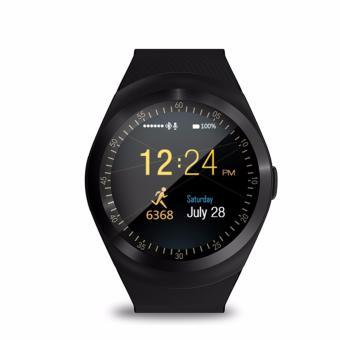 Y1 Bluetooth Smart Watch (Black) - 2