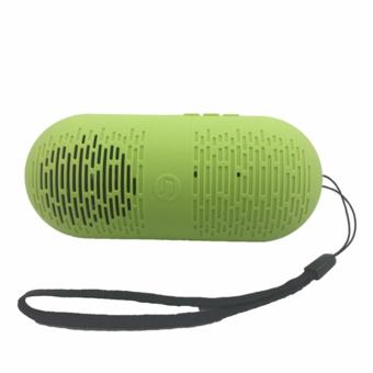 Y1 Super Bass Portable Bluetooth Speaker (Green)