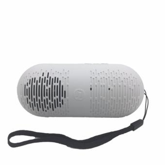 Y1 Super Bass Portable Bluetooth Speaker (White)