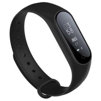 Y2 Plus Wristband Blood Pressure Blood Oxygen Monitor Smart Watch Heart Rate Monitor Smart Band IP67 Waterproof Fitness Tracker Bracelet - intl