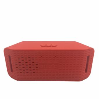 Y3 Super Bass Portable Bluetooth Speaker (Red)
