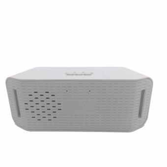 Y3 Super Bass Portable Bluetooth Speaker (White)
