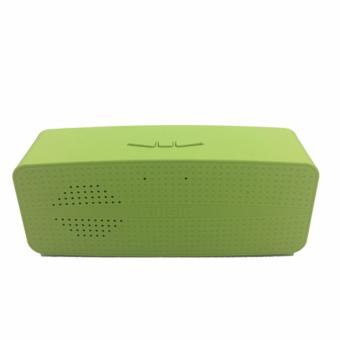 Y4 Super Bass Portable Bluetooth Speaker (Green)