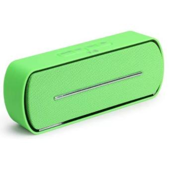 Y8 Portable Super Bass Stereo Bluetooth 2.1 Wireless Speaker(Green)