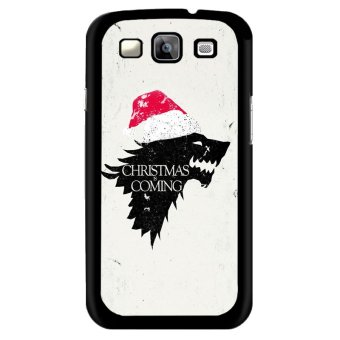 Y&M Cell Phone Case For Samsung Galaxy E7 Christmas Coming Printed Cover (Multicolor)