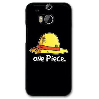 Y&M One Piece Hat Kid Phone Case for HTC M8 (Multicolor)