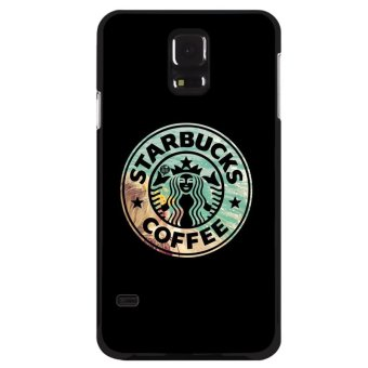 Y&M Starbucks Coffee Samsung Galaxy S5 Mini Phone Case (Multicolor)