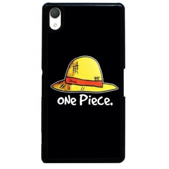 Y&M Vintage One Piece Hat Phone Case for Sony Xperia Z1 (Multicolor)