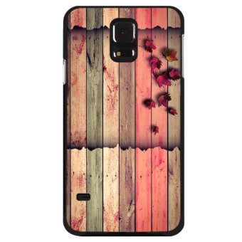 Y&M Woolden Maples Phone Samsung Galaxy S5 Mini Case(Multicolor)