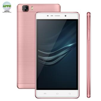 YBZ MSeries M4 Android Gravity Sensor Touchscreen Quad Core 512MB RAM 8GB ROM 5MP Beauty Camera Dual SIM Super-Slim Smart Phone (Rose Gold)