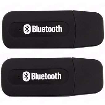 YET-M1 Bluetooth Music Receiver (Black) SET OF 2 Price Philippines