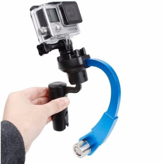 YICOE Gopro Stabilizer Mini Video Camera Steadicam Hand-held for Gopro Hero HD 5 4 3+ SJCAM SJ4000 Xiaomi Yi 4k Action Sport Camera