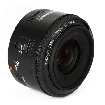 Yongnuo 35mm lens YN35mm F2 lens Wide-angle Large Aperture FixedAuto Focus Lens For canon Price Philippines