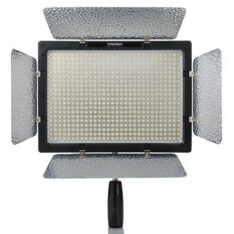 YongNuo YN600 Video Light w/ Filters Black - intl - 2