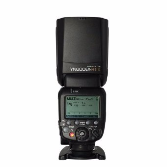 Yongnuo YN600EX-RT II Wireless Flash Speedlite TTL Master for CanonCanon 70D 60D 50D 40D 30D with WINGONEER Diffuser - intl