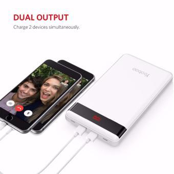 YOOBAO P20000L Ultra Thin 20000mAh Power Bank (White) - 3