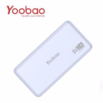 YOOBAO Q12 Qualcomm3.0 Quick Charge 12000mAh Power Bank (Blue)