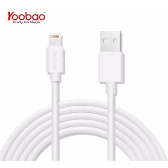YOOBAO YB403 Apple to Micro Iphone 5/5s/6/6Plus Cable (White)