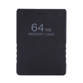 YOSOO PS2 Memory Card High Speed for Sony Games Accessories 64M - intl