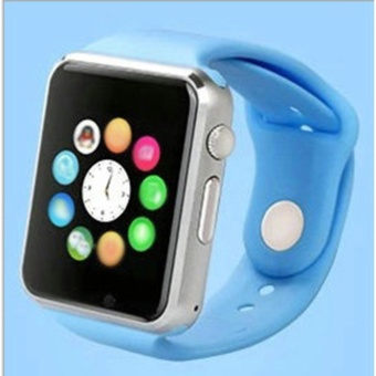Young Young Star A1 Kids WristWatch Bluetooth Smart Watch SportPedometer With SIM Camera Smartwatch For Android Smartphone - intl