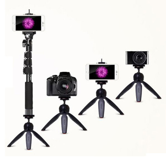 Yunteng SLR camera phone self-timer tripod small tripod