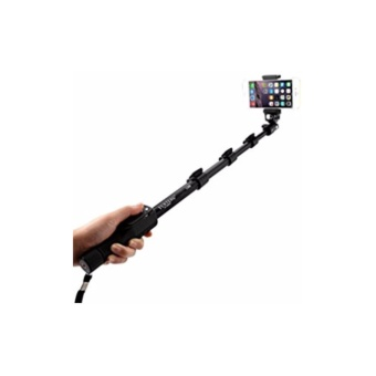 Yunteng YT-1288 Bluetooth Selfie Monopod Extendable Handheld Pole with Shutter Remote Control - 5