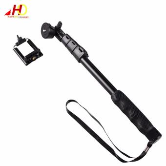 YunTeng YT-188 Universal Monopod for Mobile Phones and SportsCameras (Black)