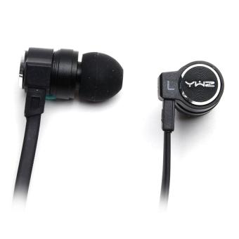 YWZ S600 In-Ear Headphone (Black) - picture 2