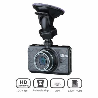 Z-Edge Z3 3-Inch 2K Ultra Full HD1296P 2560x1080 Car Dash Cam with 32GB Card & Parking Monitor - 2