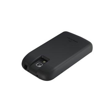 ZeroLemon Samsung Galaxy S4 Mini 5100mAh Extended Battery + FREETPU Case (Black) - 4