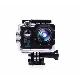 Zeus A7 Plus Ultra HD 1080P Action Camera with Anti-Blur System