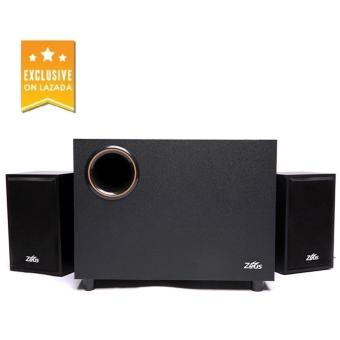 Zeus Z-100 2.1 Multimedia Speaker 3D Sound Surrounded System