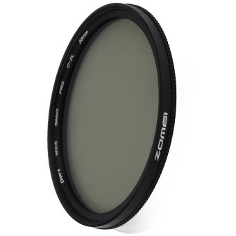 Zomei 55mm Ultra Thin CPL Circular Polarizer Glass Filter Lens Price Philippines