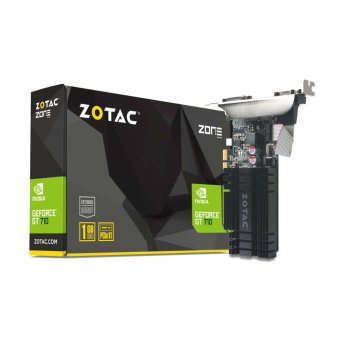 Zotac GT710 1GB 64bit DDR3 Graphic Card