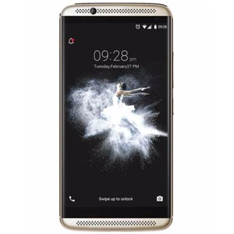 ZTE Axon 7 Dual Sim (4GB, 64GB) - Ion Gold - intl Price Philippines
